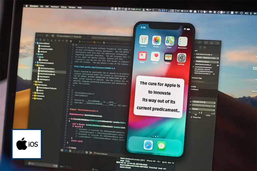 ios app development course in surat