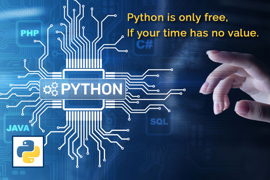 python development training institute in surat, the definitive guide to learn python