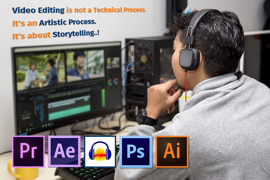 Video Editing  Course in Surat